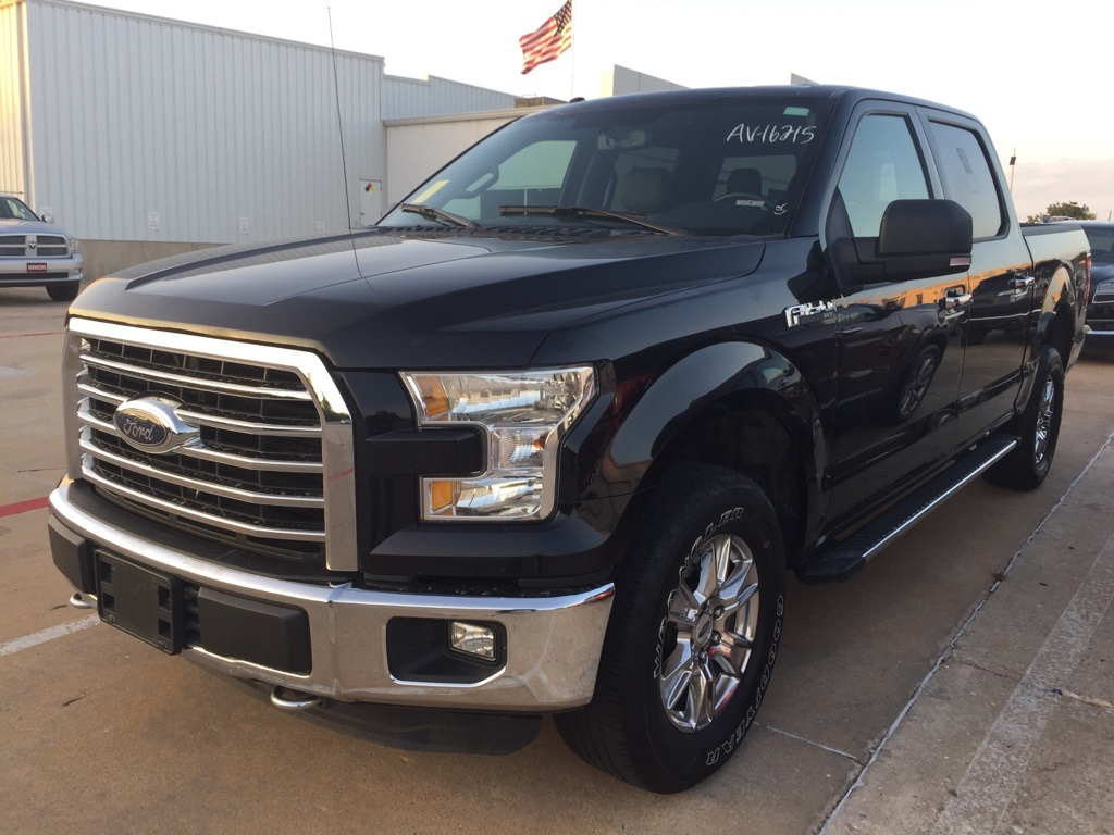 RPMWired.com car search / 2016 Ford F-150